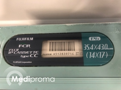 Fuji Fosfor Cassettes
