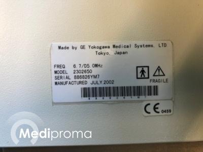 GE 10L Transducer