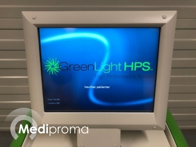 Greenlight HPS Laser