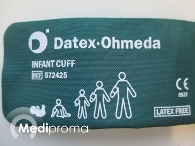Datex Ohmeda cuff 572425