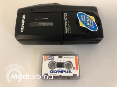 Olympus Pearlcorder S701 Recorder