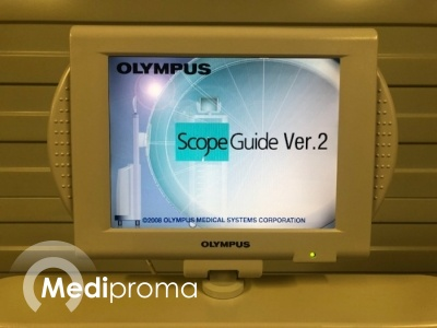 Olympus UPD Tracking Systeem