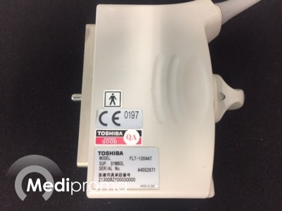 Toshiba, PLT-1204AT, Transducer