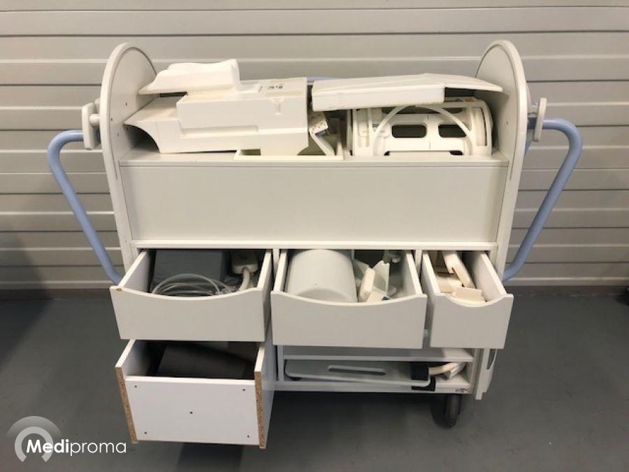 Siemens 4761651 Coil Storage Cabinet Mediproma