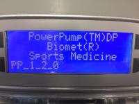 Biomet, PowerPump DP, Arthroscopiepomp