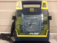 Cardiac Science, Powerheart AED G3, Defibrillator