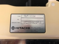 Hitachi, EUP-V33W, Transducer
