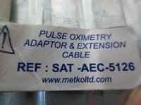 Philips&FMT, SAT-AEC-5126, SpO2 kabel
