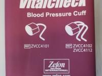Zefon cuff Vitalcheck ZVCC4102