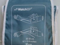 Watch BP microlife cuff