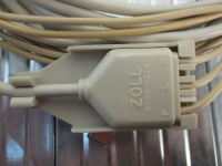 Zoll ECG trunk cable+ lead wire