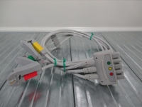 GE ECG lead wire, 3 leads