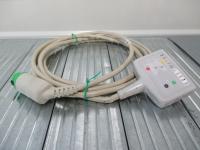 Datex Ohmeda ECG multilinkkabel
