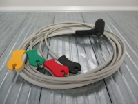 Corpuls ECG trunk cable+ leads