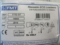FMT ECG lead wire, 5 leads