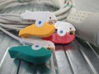Asmuth (voor Philips) ECG stamkabel+ leads