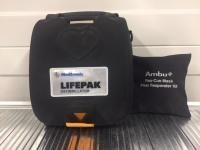 Medtronic, Lifepak CR Plus, Defibrillator