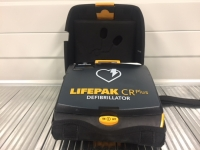 Medtronic, Lifepak CR Plus, Defibrillator