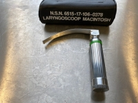 Macintosh Laryngoscoop