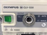 Olympus, CLV-S30, Lichtbron