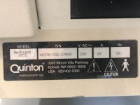 Quinton, Medtrack ST55, Loopband