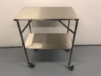 Stainless steel, Medical Trolley