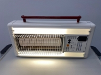 Rampe chauffante néonatale Verwarmer Weyer Ceramotherm 1100