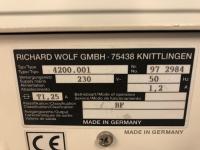 Wolf 4200 Lichtbron + Hoofdlamp